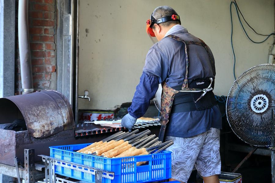 基隆|手工炭烤吉古拉