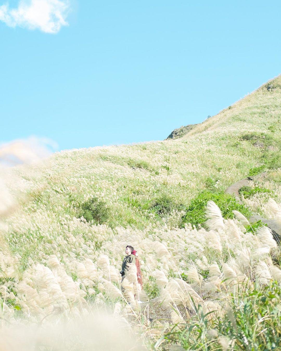 ▲2021國慶連假玩法推薦-金瓜石地質公園。(圖/gg_______1, Instagram)