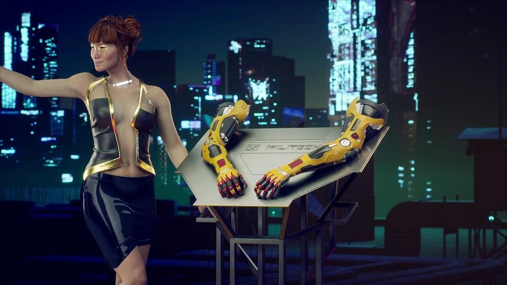 (圖源:Cyberpunk 2077)
