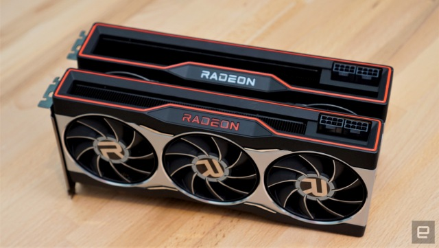 AMD Radeon RX 6800 and 6800 XT