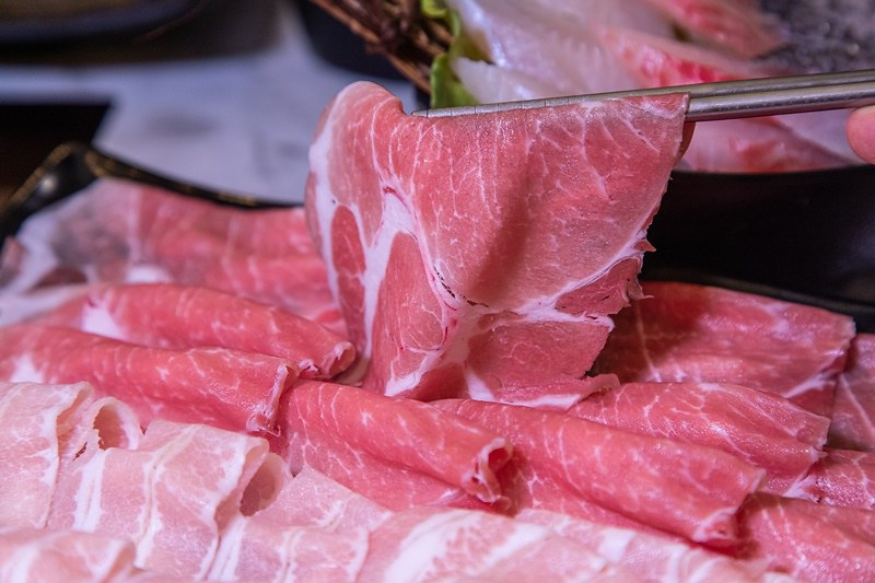 板橋「肉肉涮鍋」
