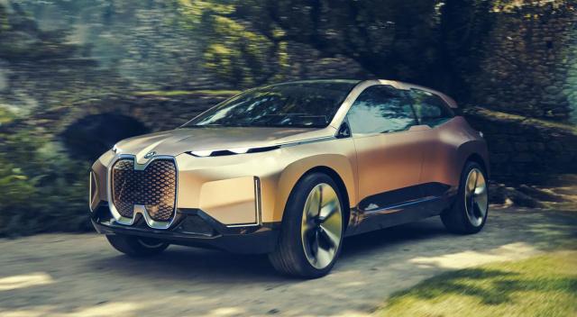 宝马将在 11 月 11 日公布 iNext 电动 SUV 的量产设计
