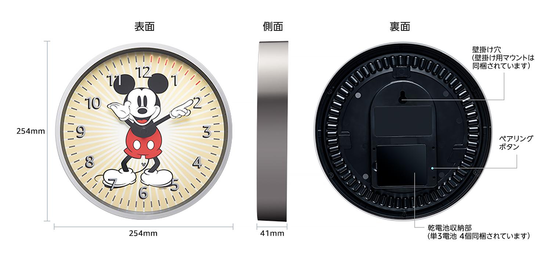 Echo Wall Clock