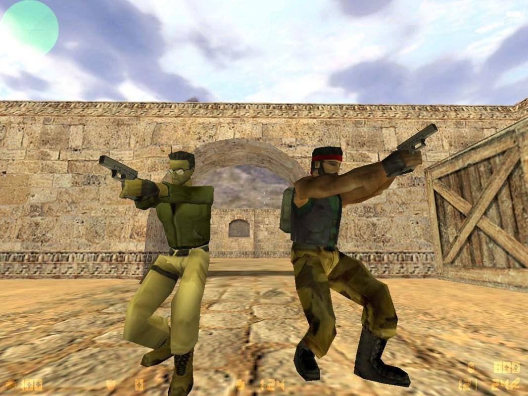 CS 的遊戲模式開啟競技射擊的大門