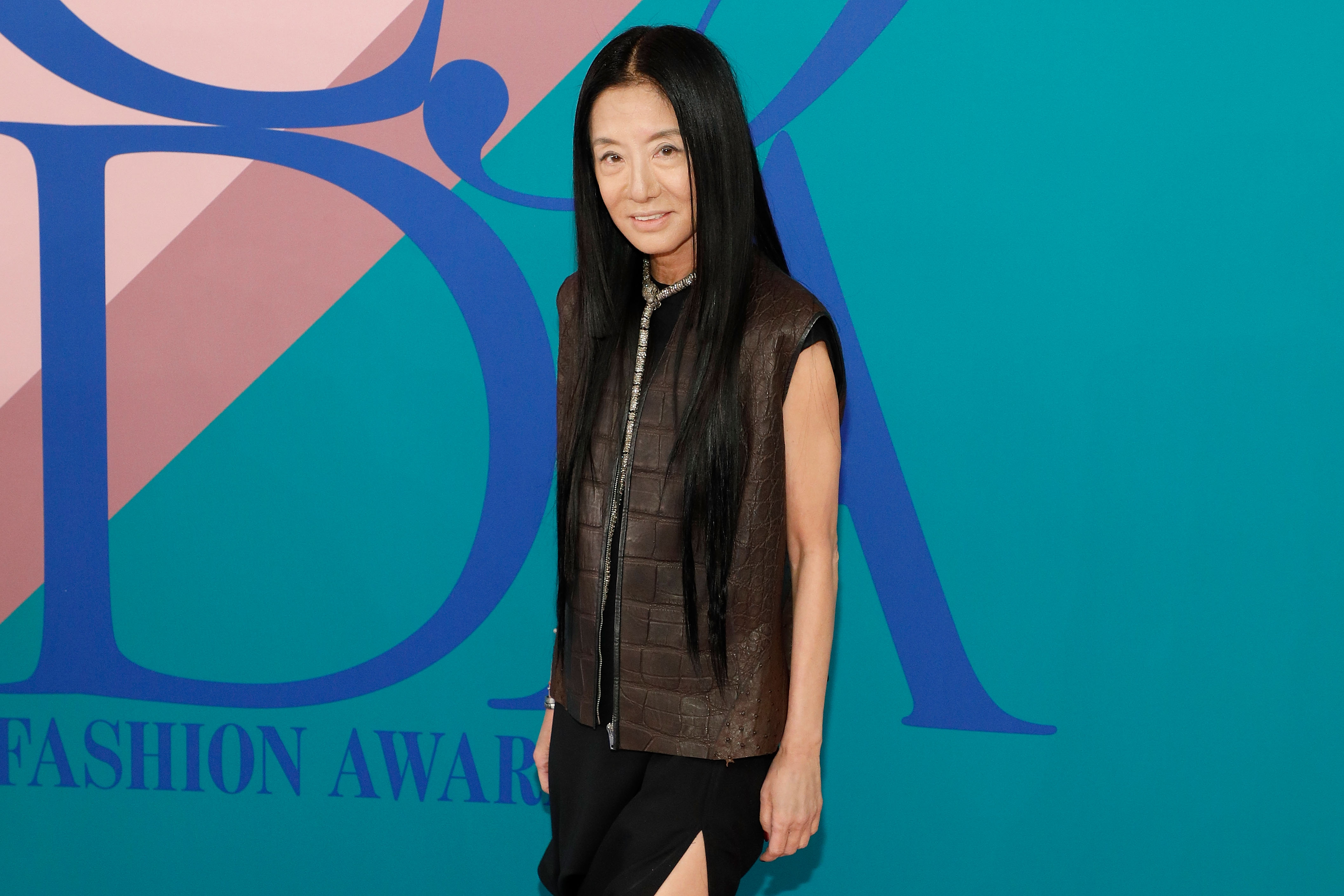 """Vera Wang says she was """"shocked"""" by the social media reaction to an Instagram photo she posted in May. (Photo by Taylor Hill/FilmMagic)"""