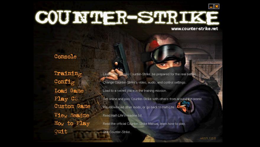 《絕對武力》(Counter-Strike)