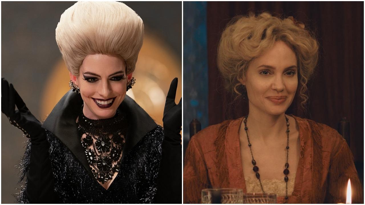 安海瑟薇扮邪惡女巫尬裘莉!