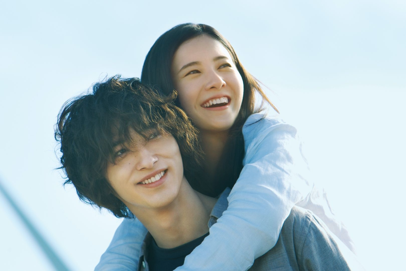 《想见你的爱》吉高由里子与横滨流星两人相差八岁擦出爱的火花