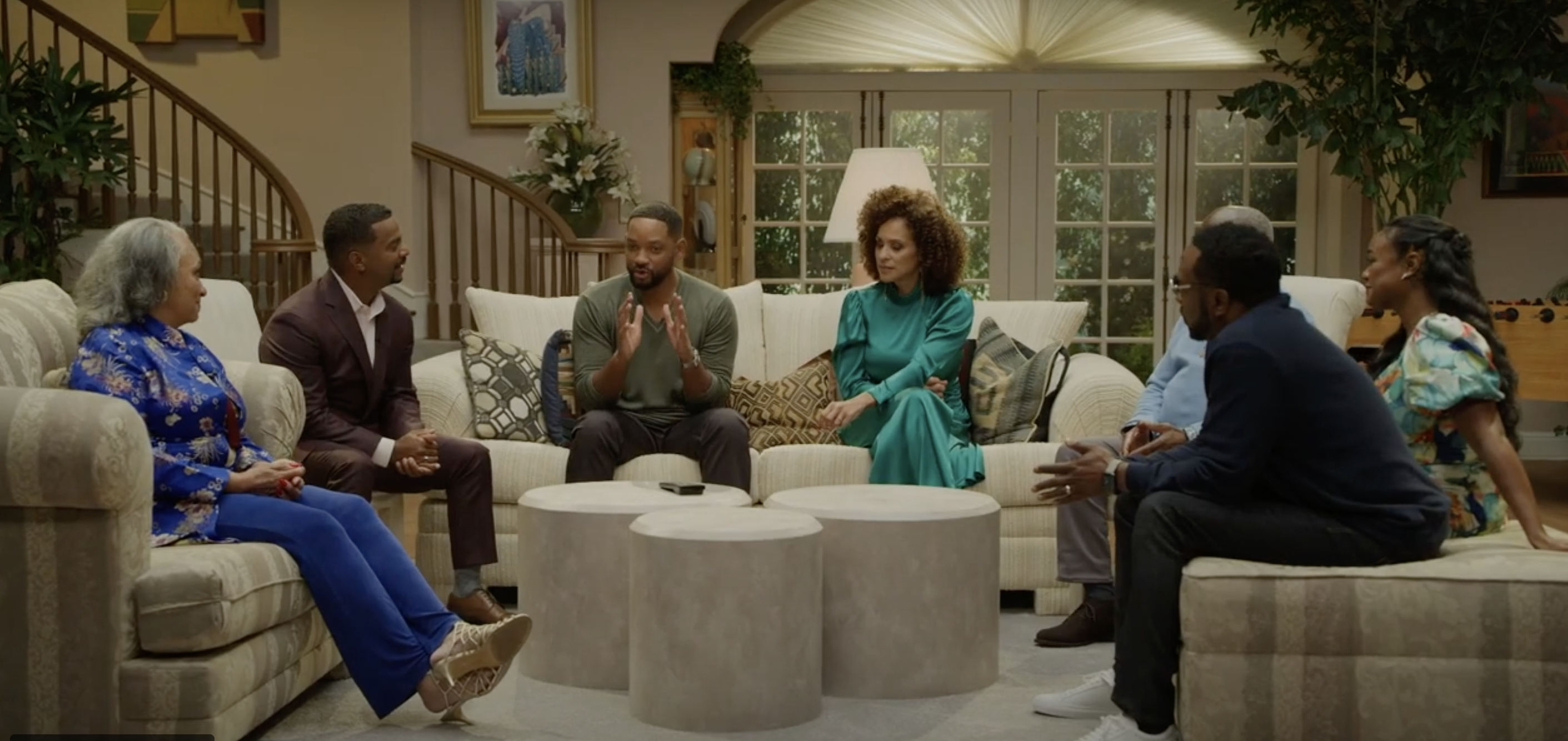Will Smith shares Fresh Prince of Bel-Air reunion trailer