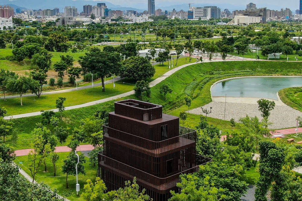 中央公園十二感官體驗(圖片來源:台中市政府建設局)