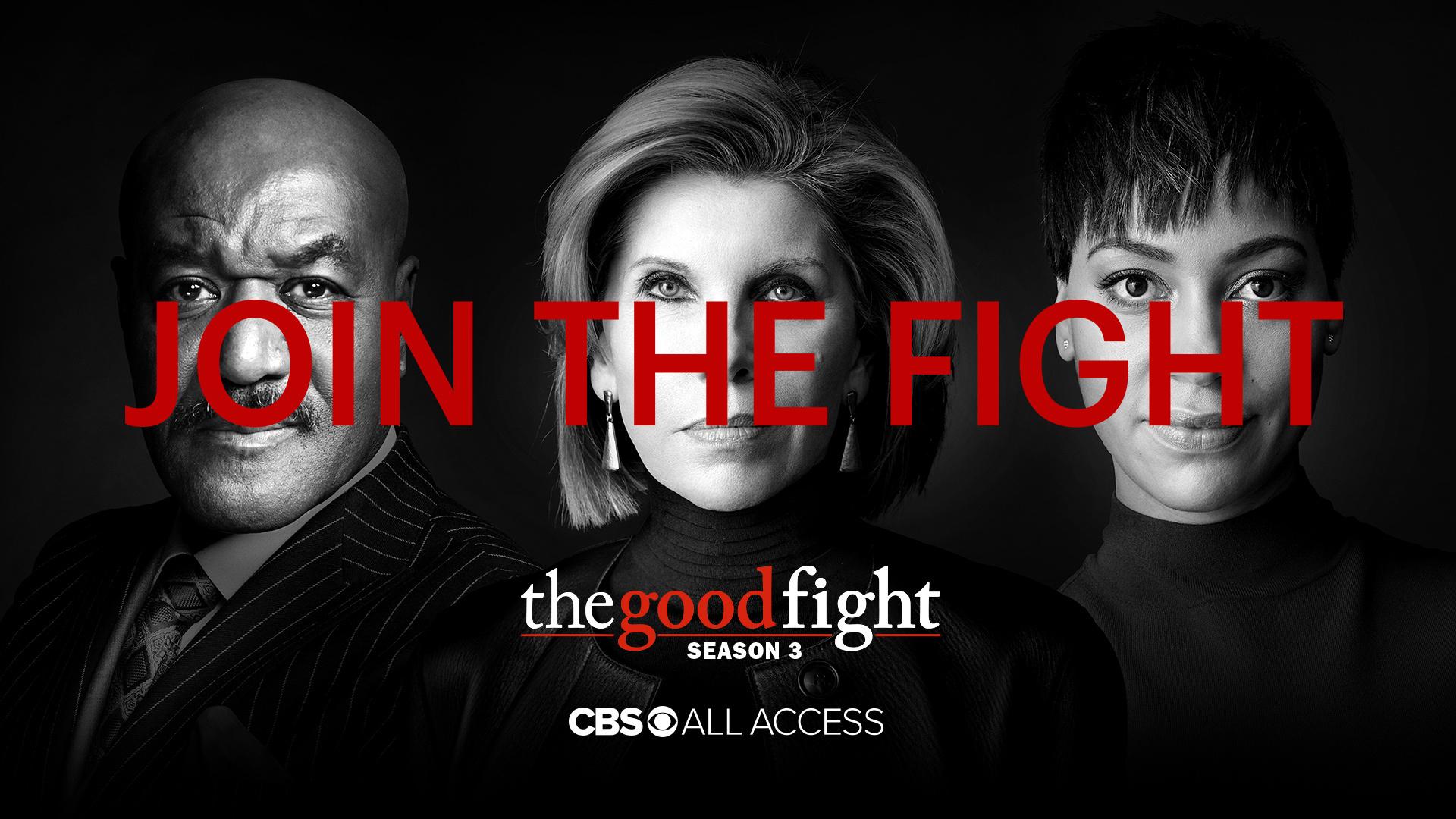 《傲骨之戰》(The Good Fight)