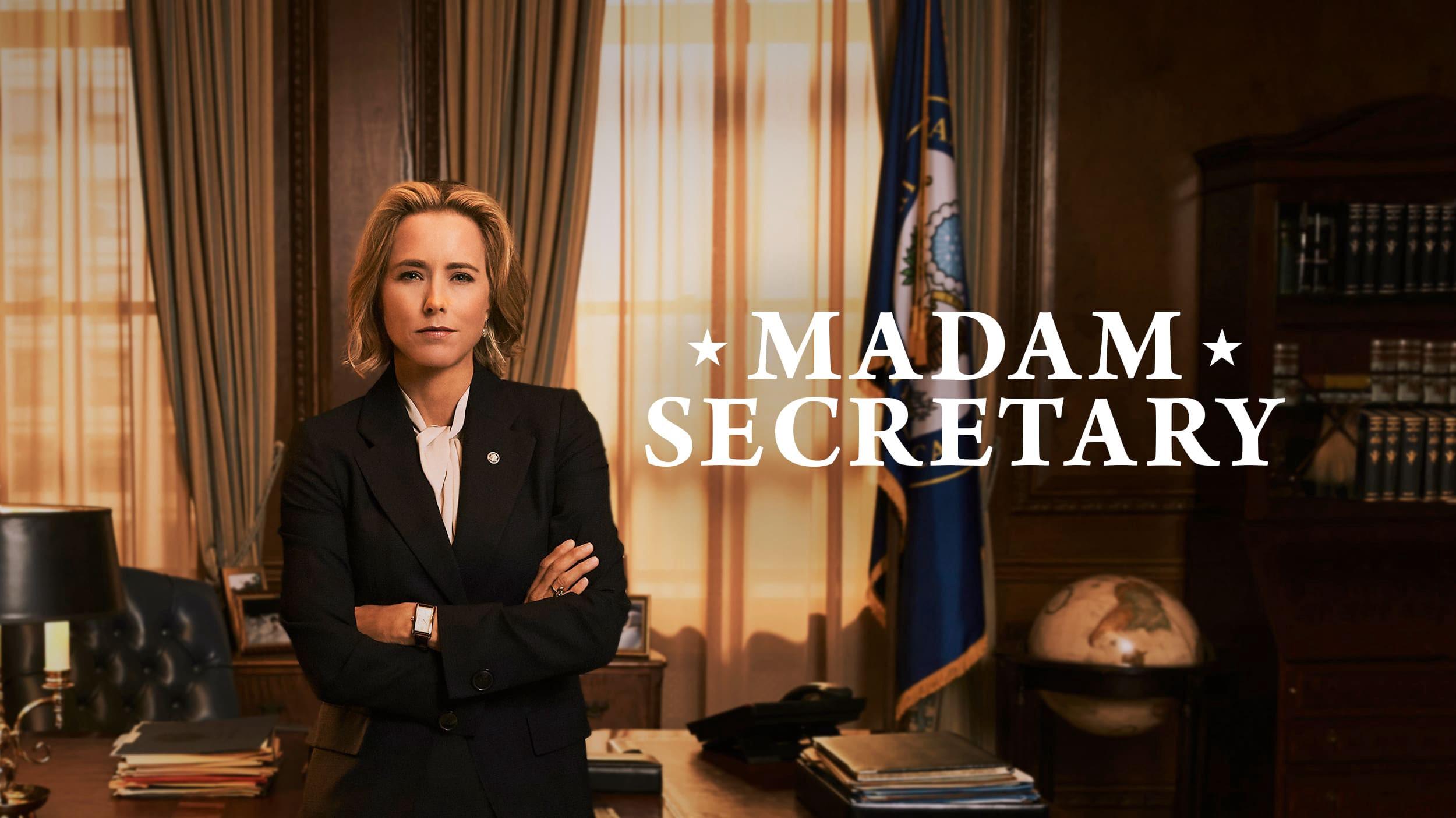 《國務卿女士》(Madam Secretary)
