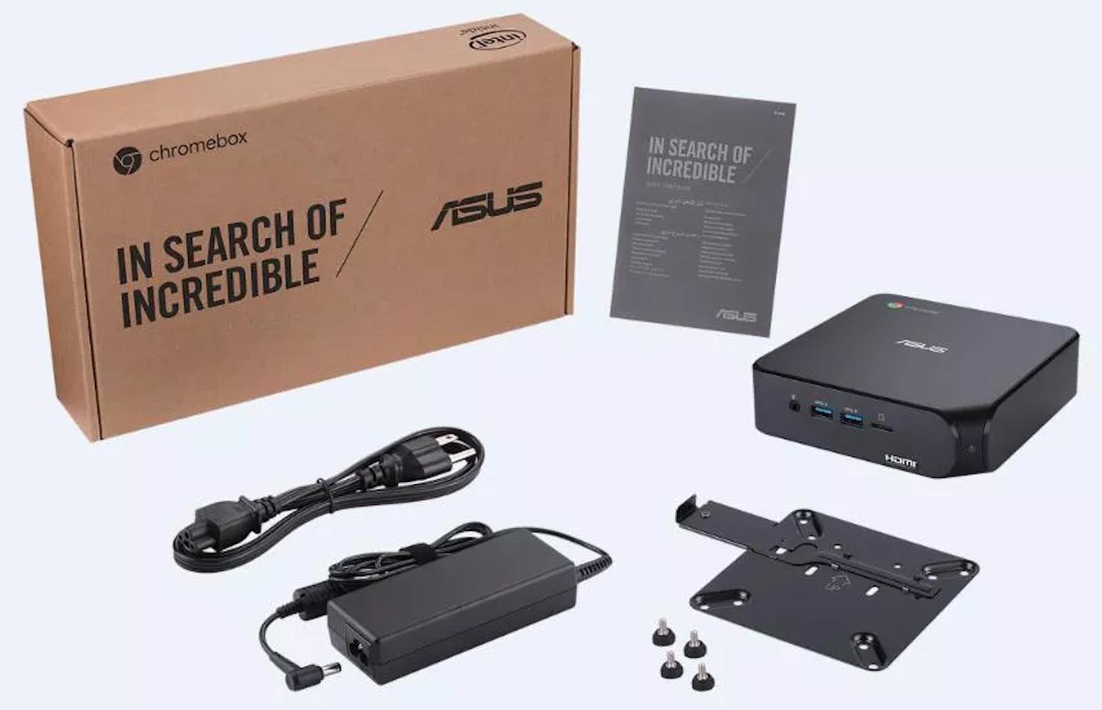 ASUS Chromebox 4