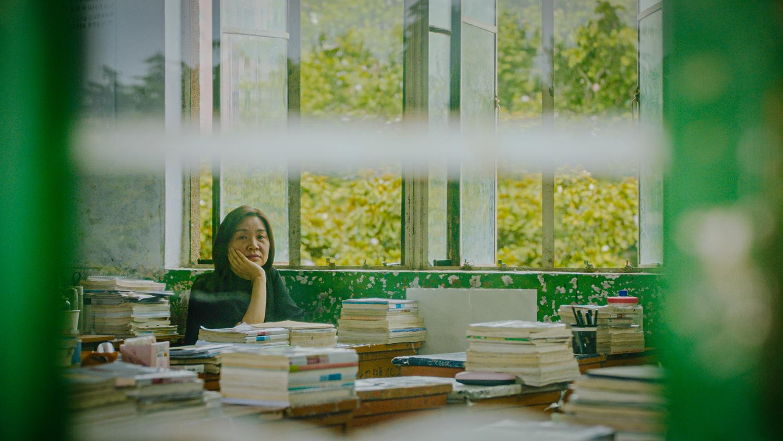 賈樟柯新片《一直游到海水變藍》以訪問文學家為出發點, 描寫中國70年農村經驗