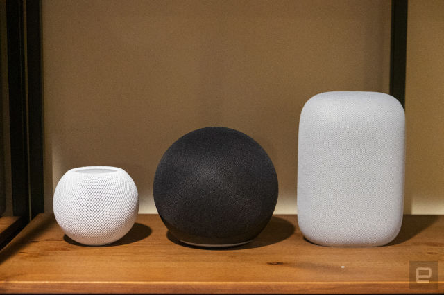 HomePod mini and competition