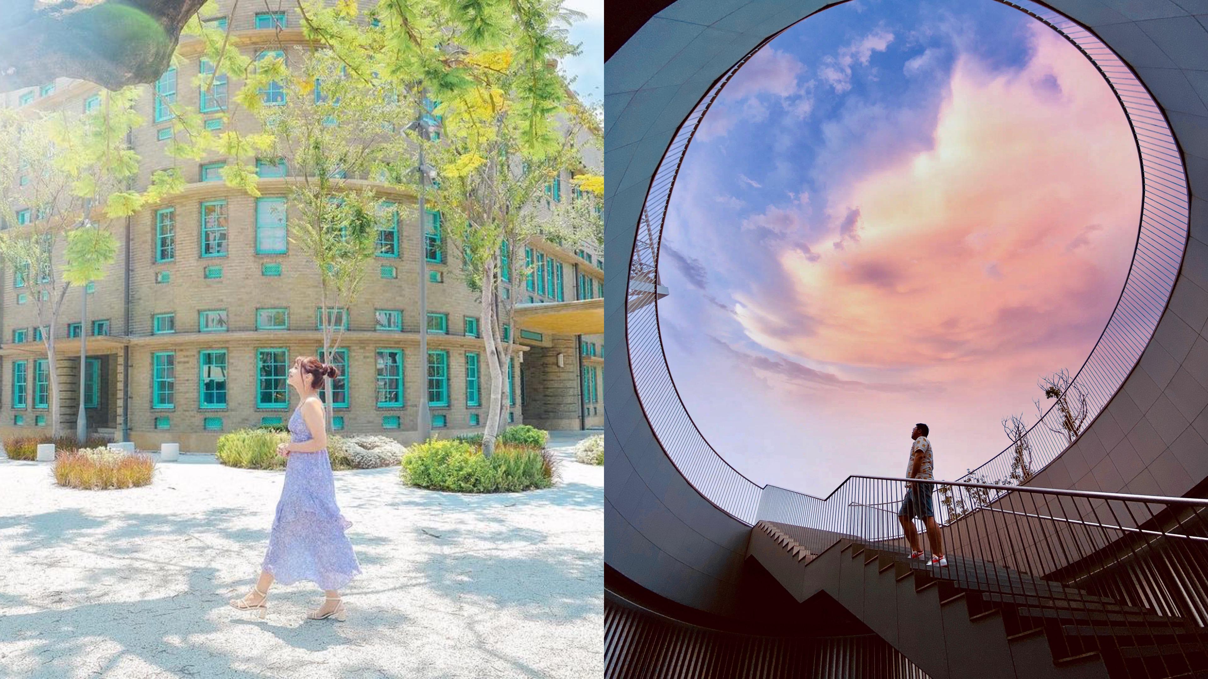 隱藏版美拍聖地in美術館 6處撩動美麗心情的美術館這樣拍最美
