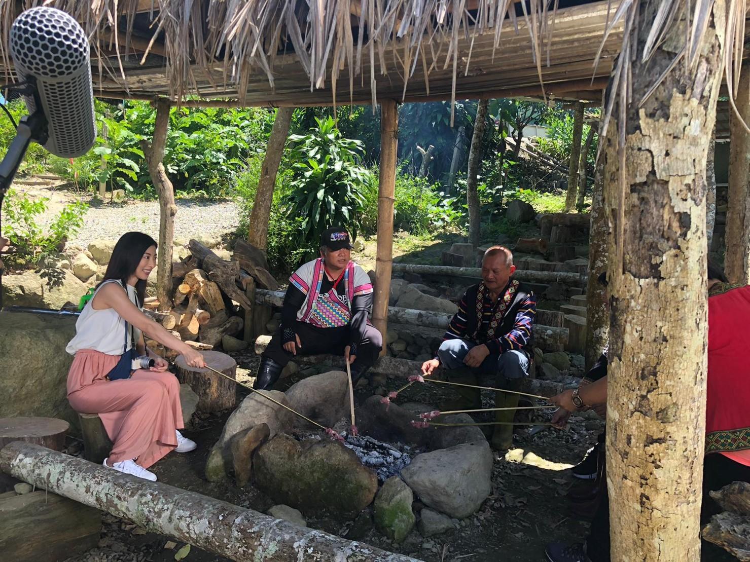 ▲台東的大自然生態與原住民文化,都讓大久保麻梨子深深著迷。