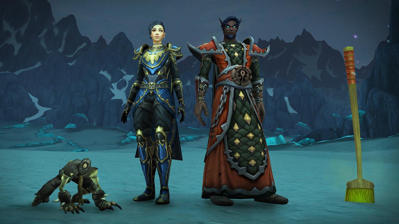 繳交銀白表揚另可換各式獎勵,包含能夠幫助玩家在《暗影之境》冒險的全新裝備