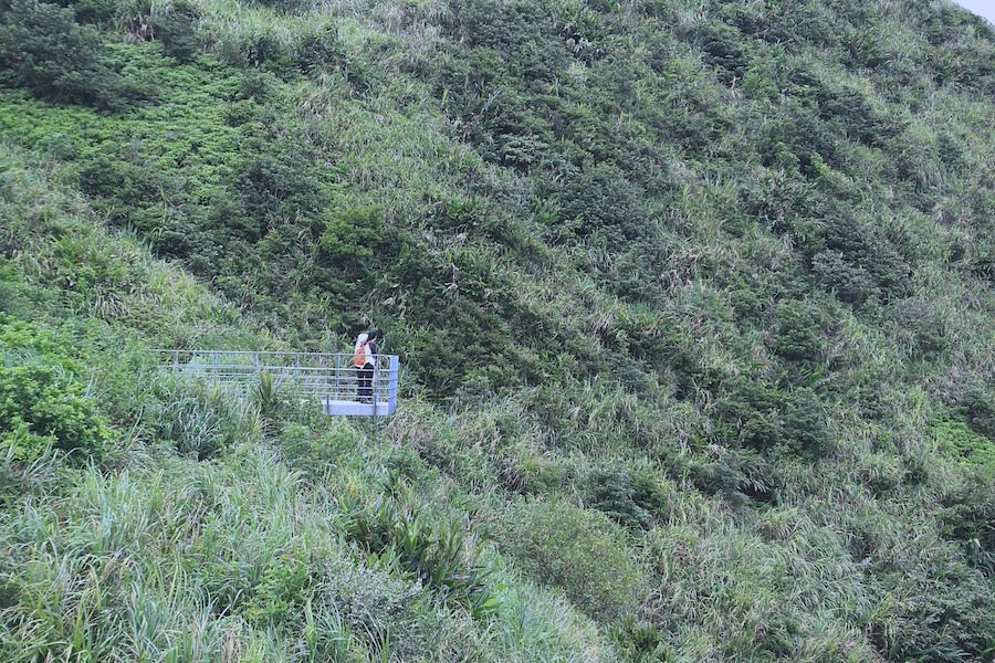 金瓜石九份 報時山步道