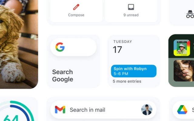 Google 为 iOS 14 带来 Gmail、Drive、Fit 插件