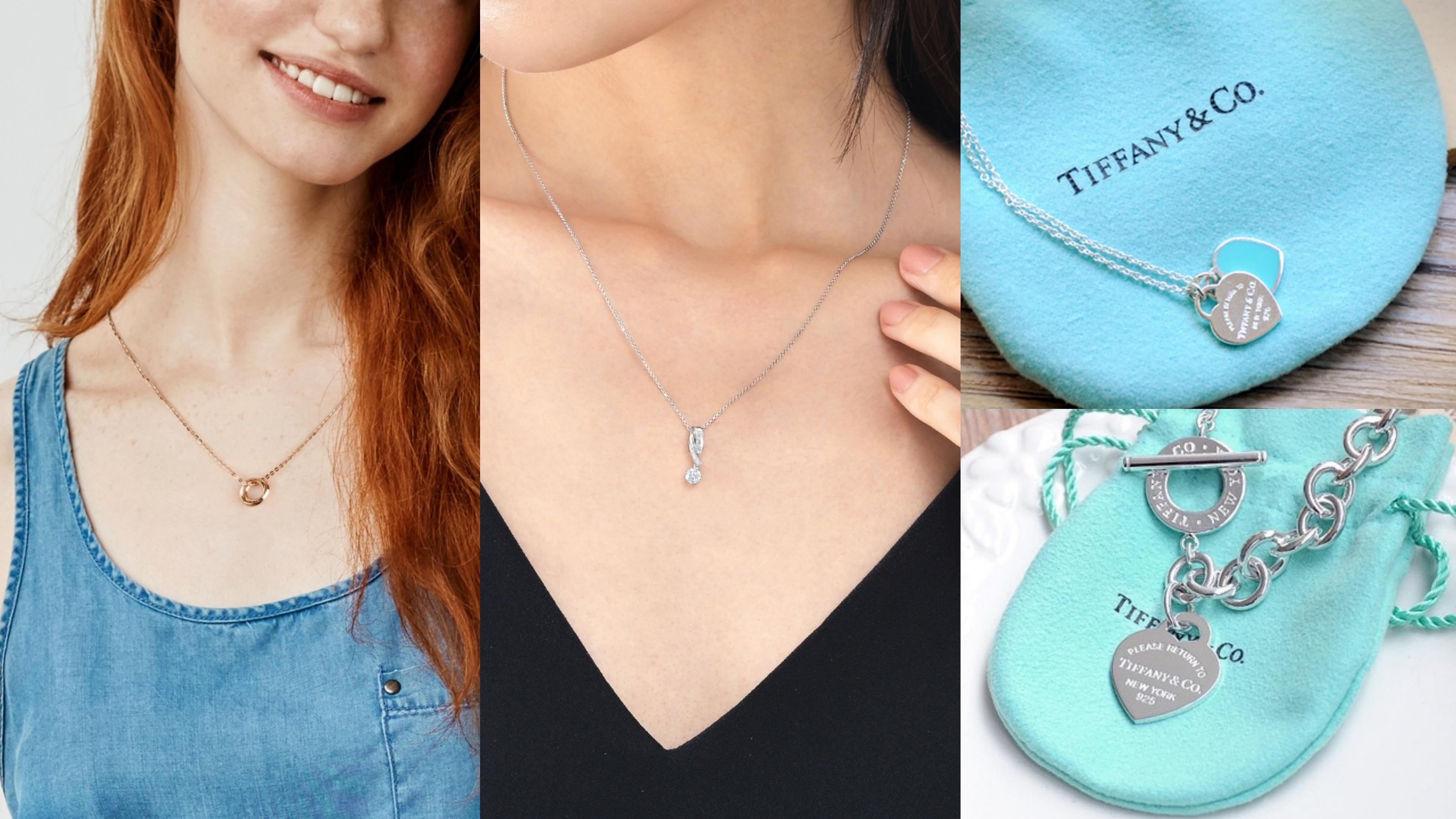 盤點女孩最愛的Tiffany & Co.、點睛品