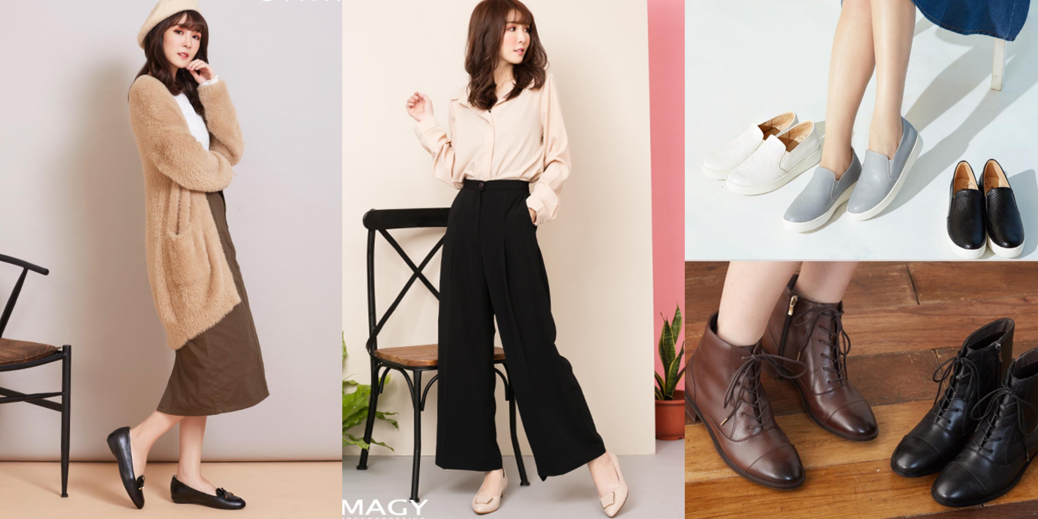 換季鞋櫃必收的4大鞋款♡鎖定仙女系美鞋Magy一次買齊!