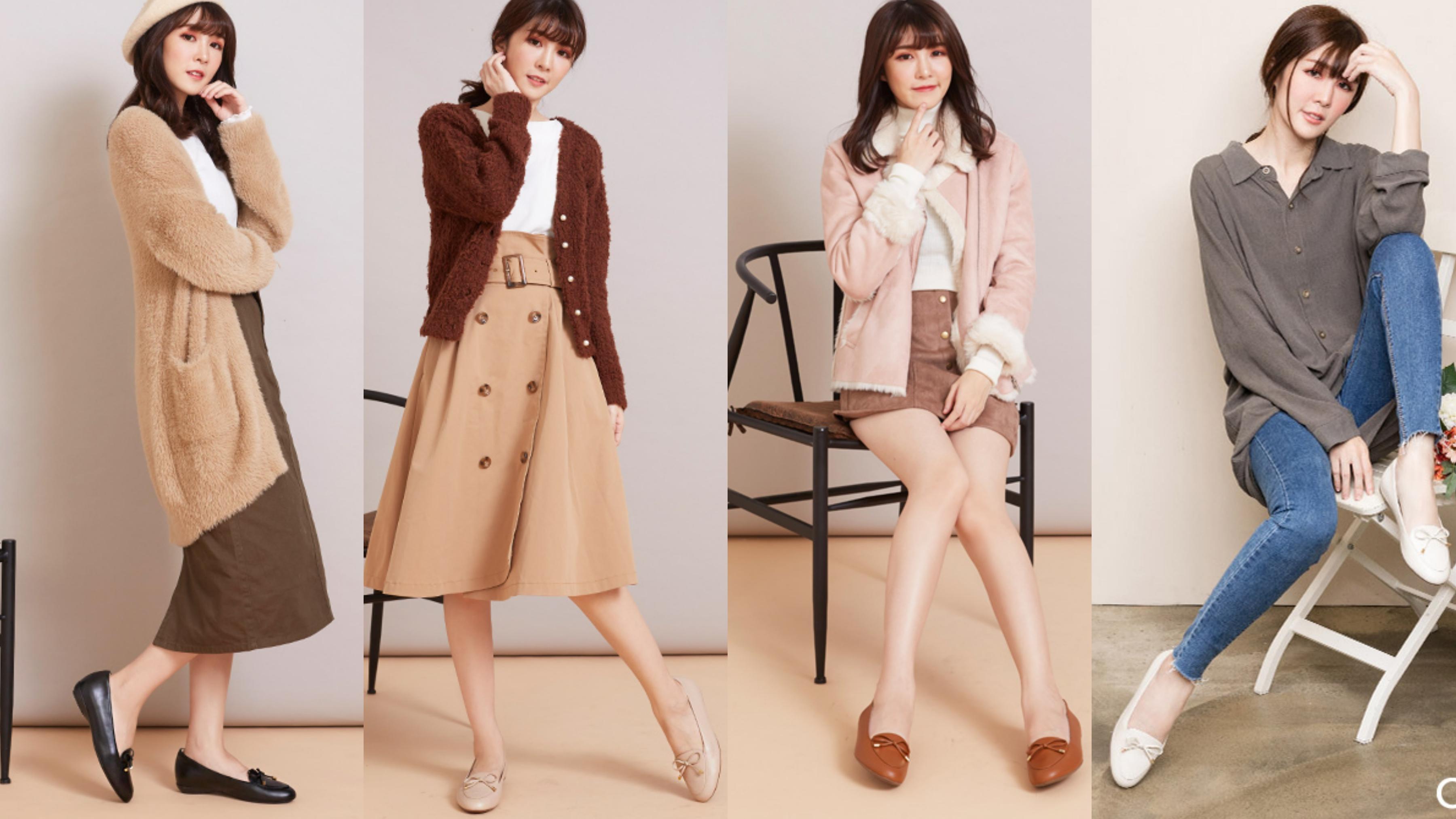 質感女孩專屬款式,詮釋日系潮流的風格