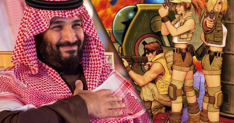 阿拉伯王子穆罕默德·本·沙爾曼