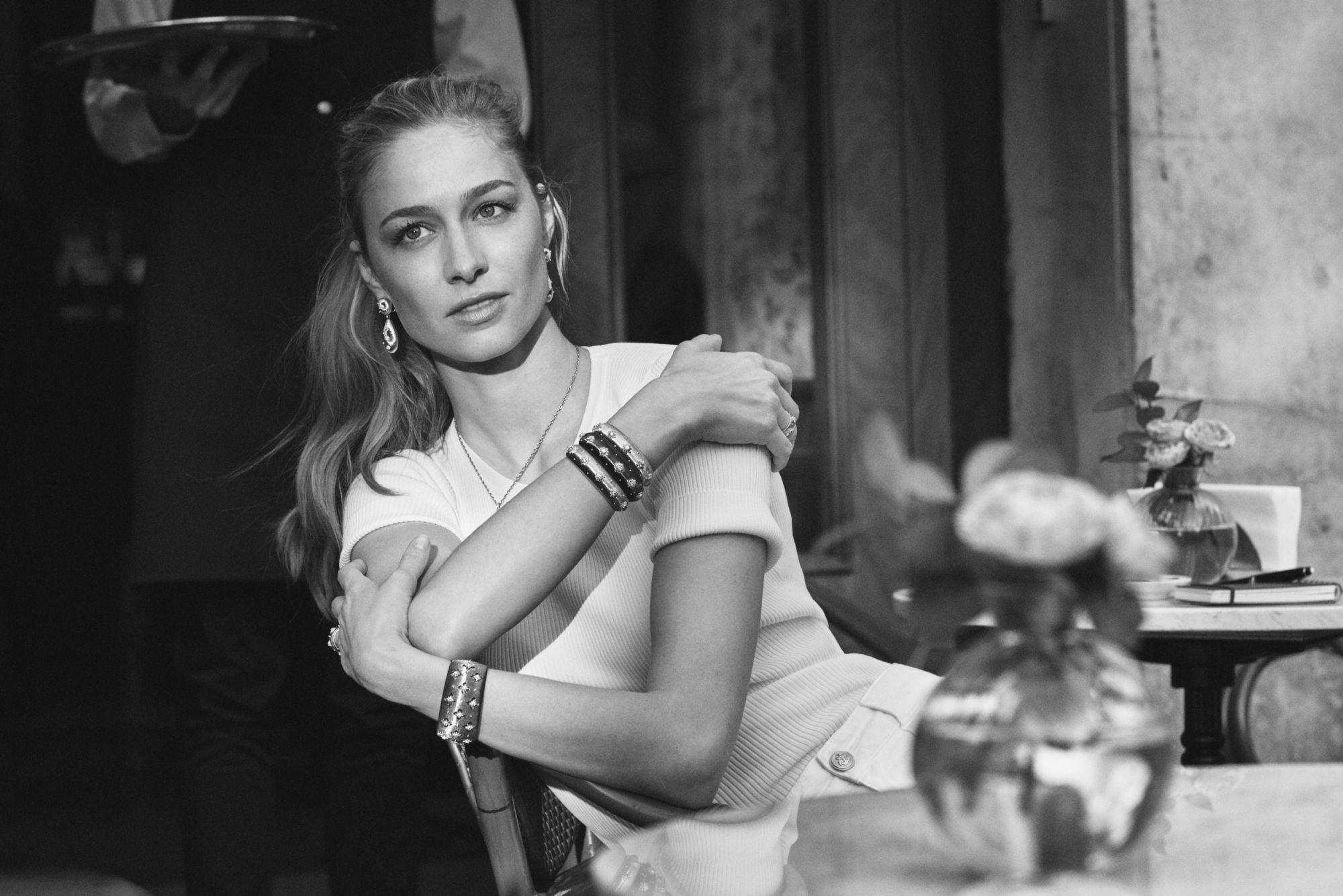 摩納哥王妃Beatrice Borromeo