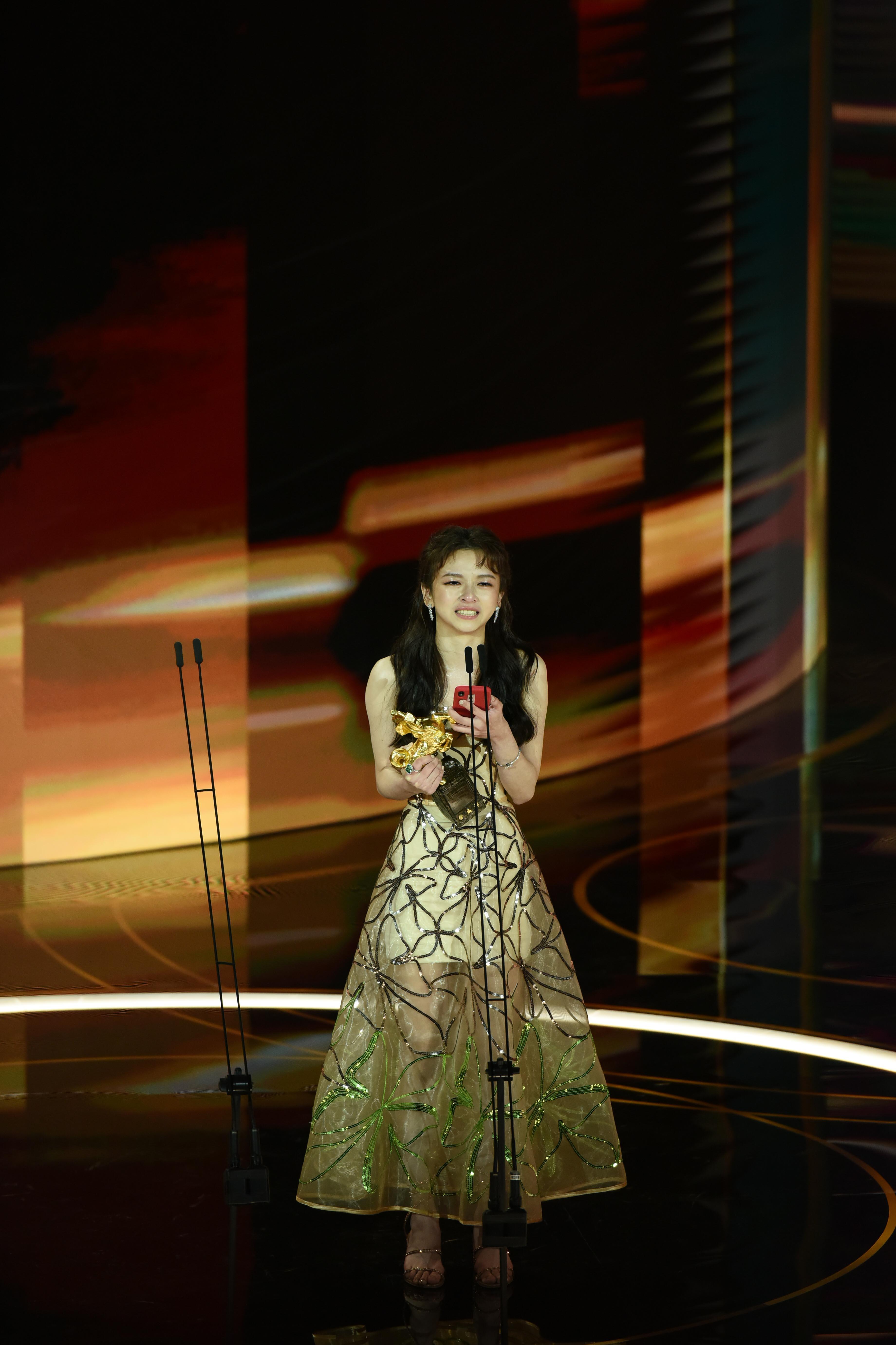 第五十七屆金馬獎 最佳新演員_陳姸霏|《無聲》