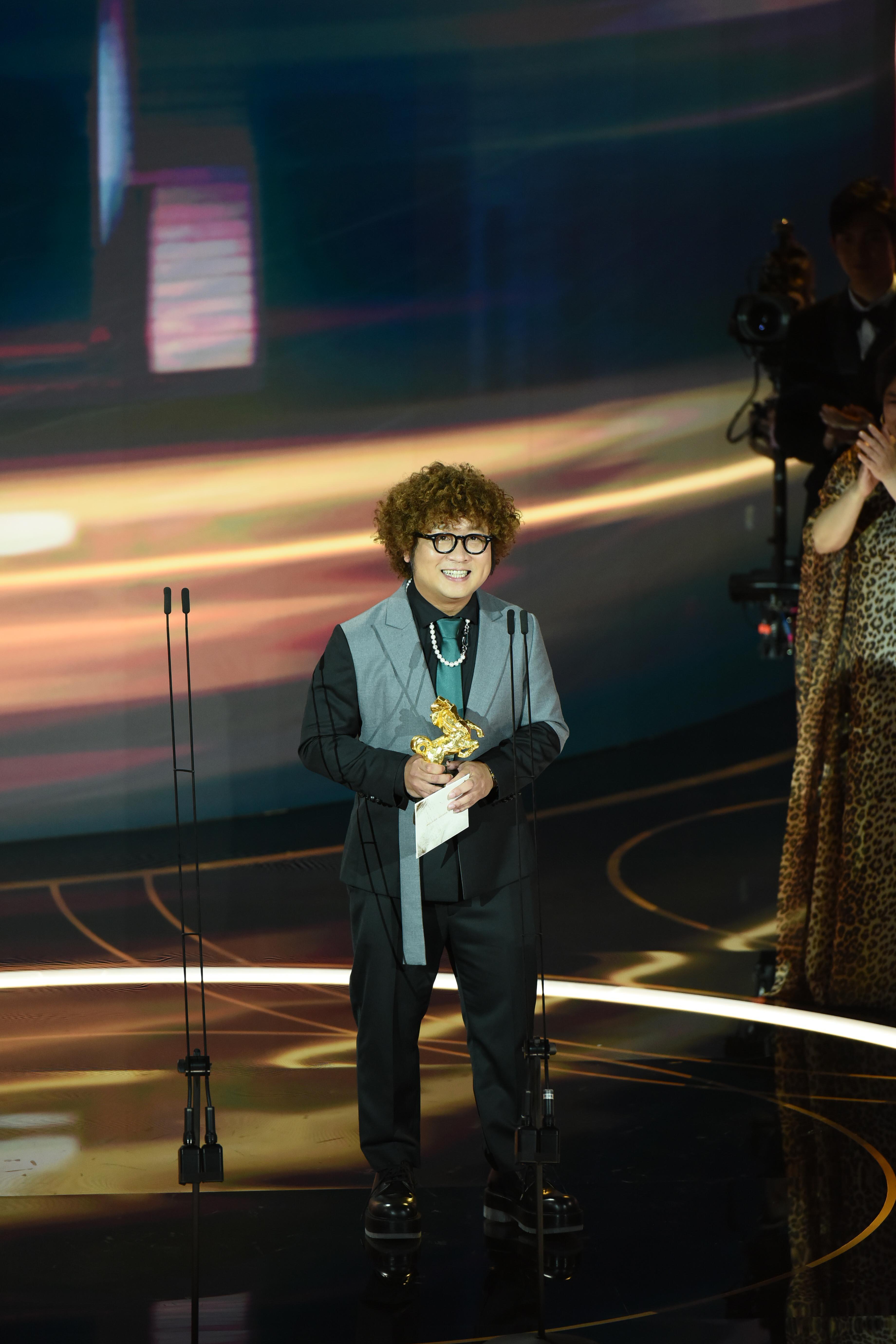 第五十七屆金馬獎 最佳男配角_納豆|《同學麥娜絲》