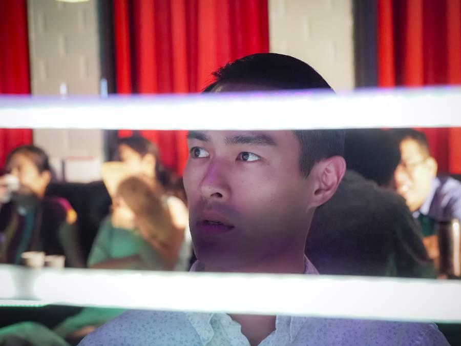 杨祐宁为本片学舞。(图/甲上提供)