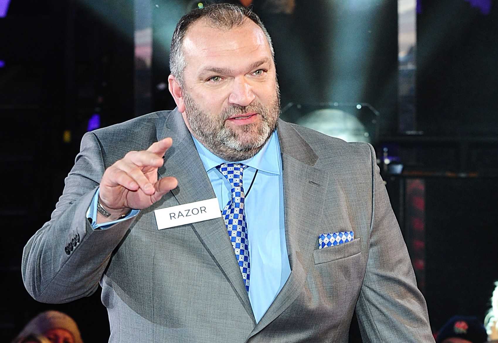 Neil Razor Ruddock claims he is the reason Robbie Williams left Take That. (PA)