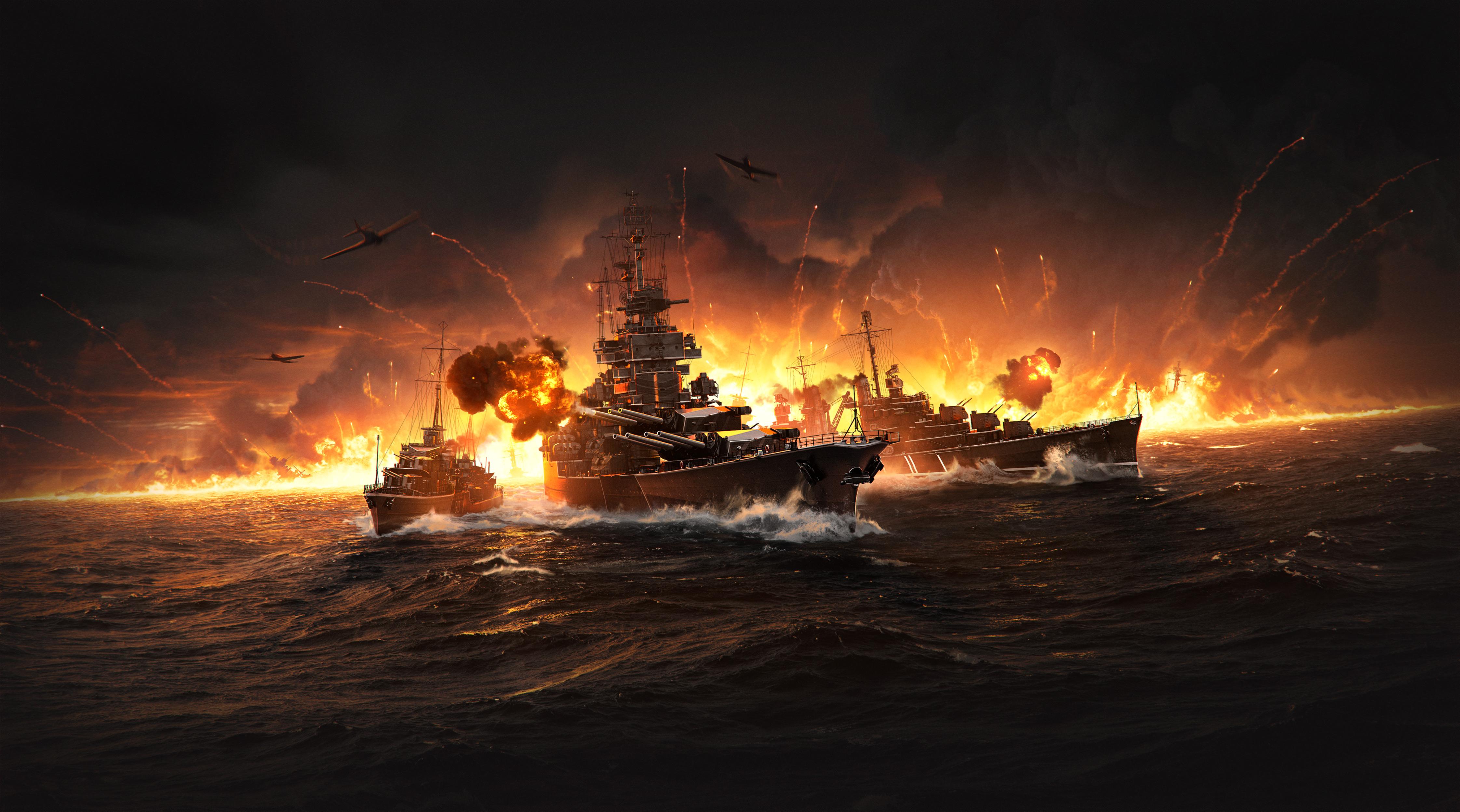 《戰艦世界》與《戰艦世界:傳奇》將推出黑色星期五限時優惠活動