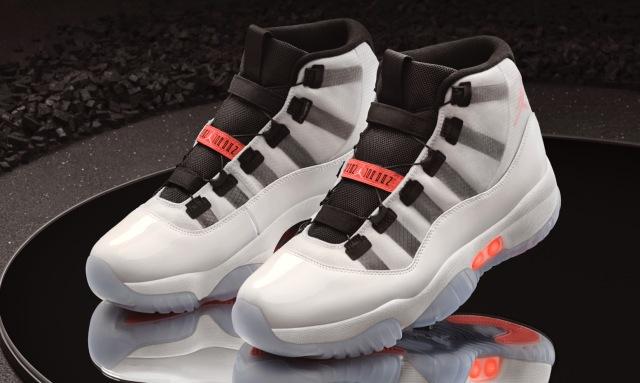 Nike Jordan XI Adaptation