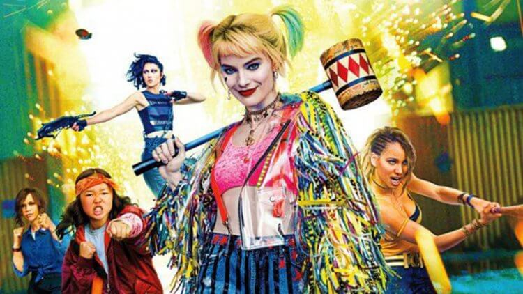《猛禽小隊:小丑女大解放》