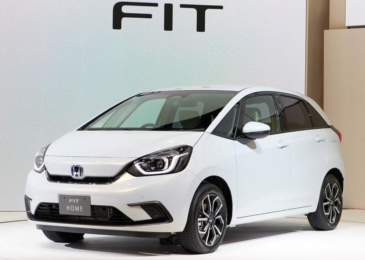 日規新一代 Honda Fit 已登場,台灣外形是否依循日規,資訊尚且未明。