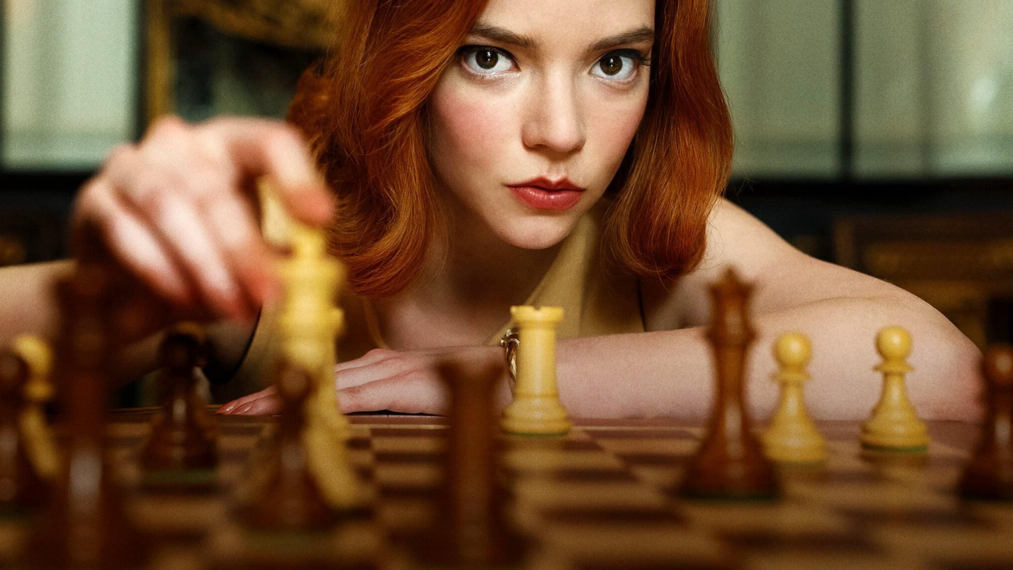 電影談心室】學『終極女人味攻略』五招:看神劇《后翼棄兵》貝絲哈蒙- Yahoo奇摩電影