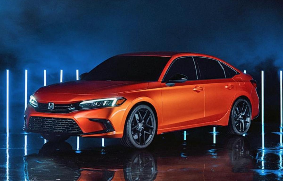 11 代 Civic 原型車已經亮相,外觀更偏向傳統轎車。