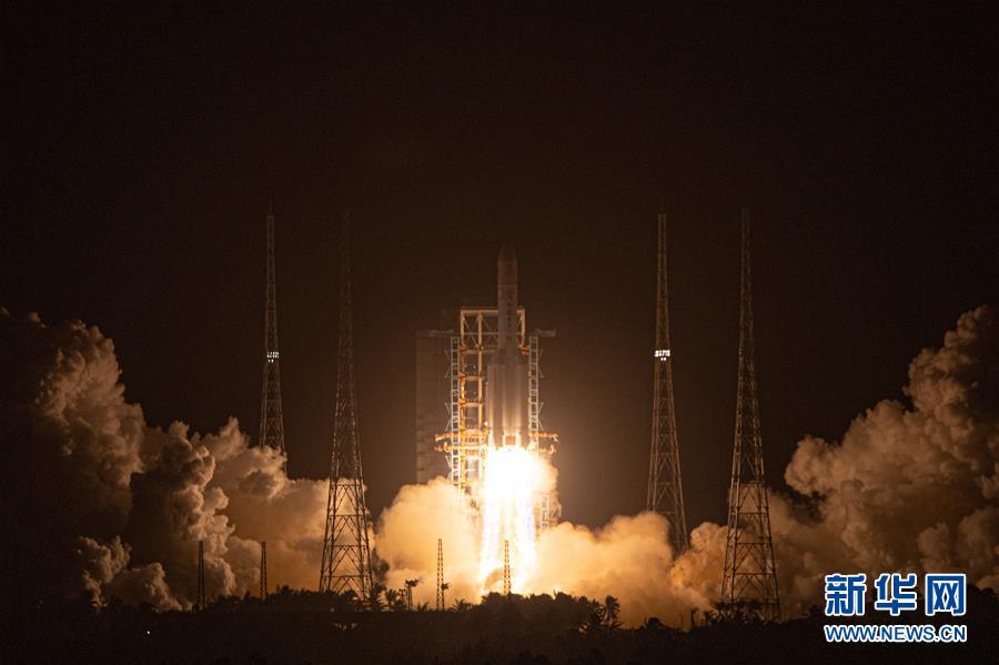Chang'e-5 launch