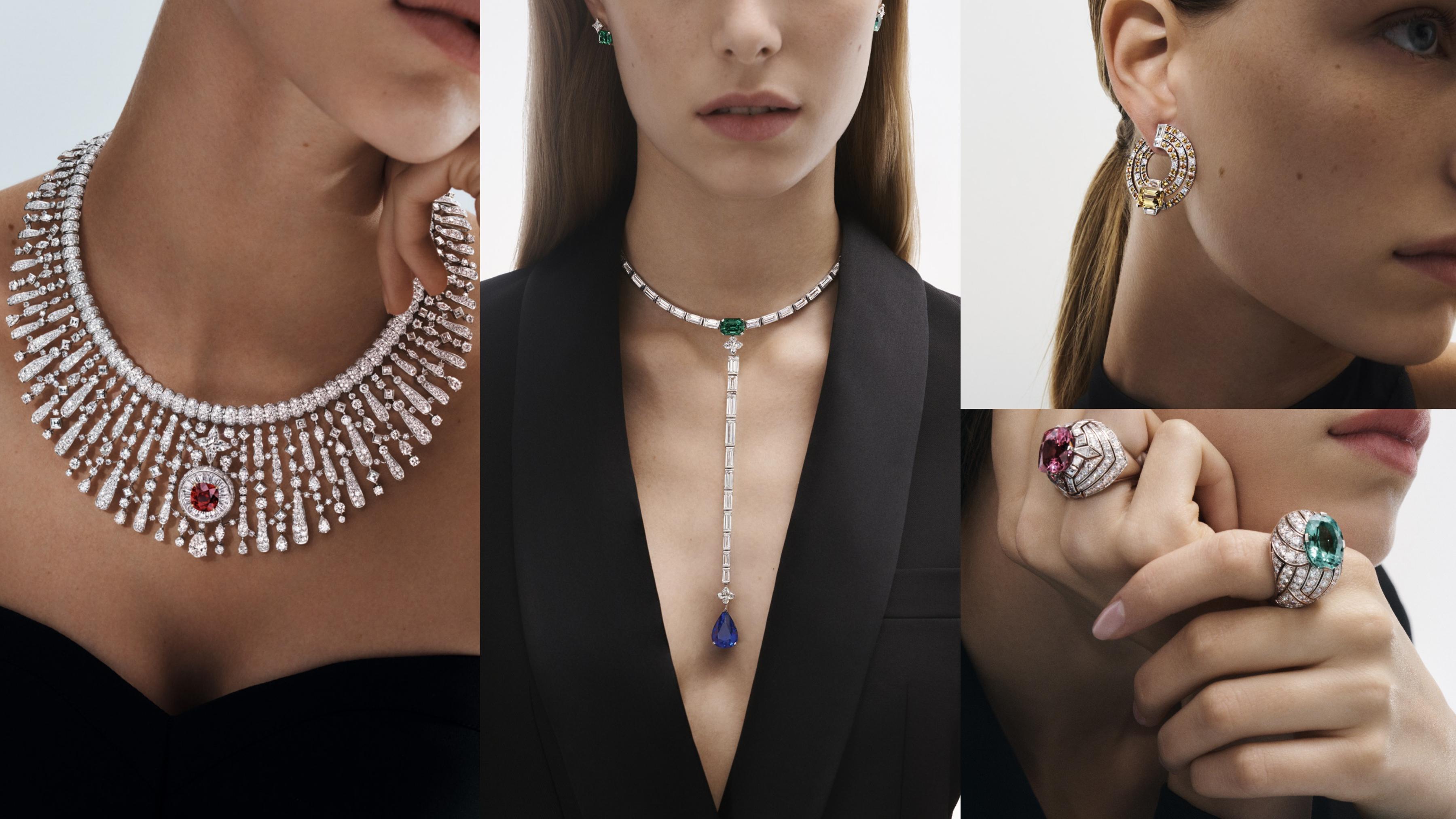 路易威登高級珠寶展