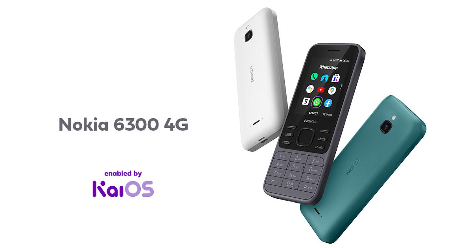 Nokia KaiOS