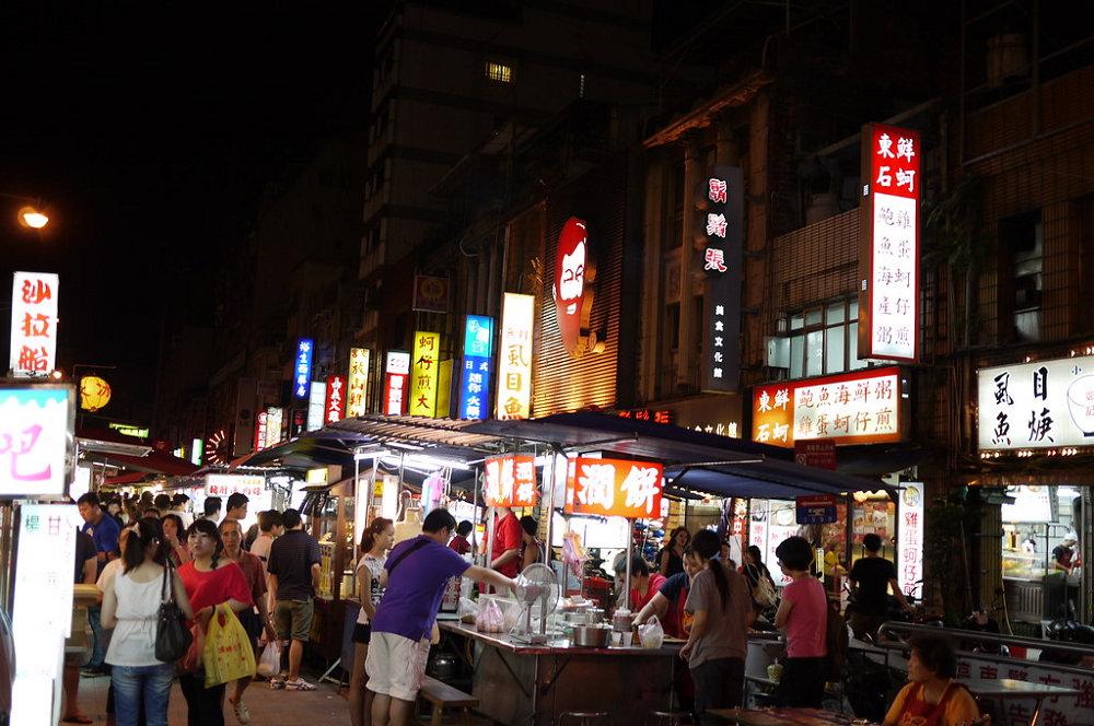 寧夏夜市(Photo Credit: ladyous@Flickr, License: CC BY-SA 2.0,圖片來源:https://www.flickr.com/photos/87807876@N00/6191590460)