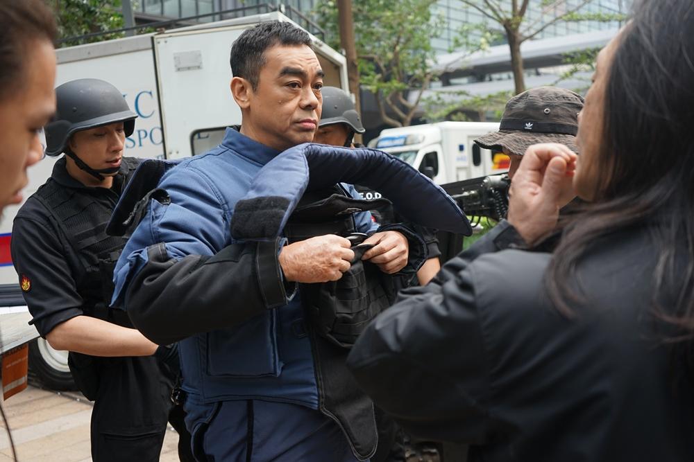 《拆彈專家2》劉青雲