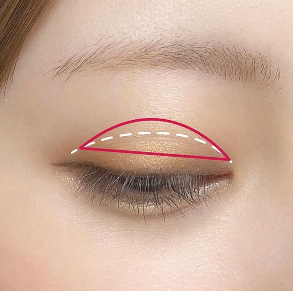 雙眼皮貼怎麼貼