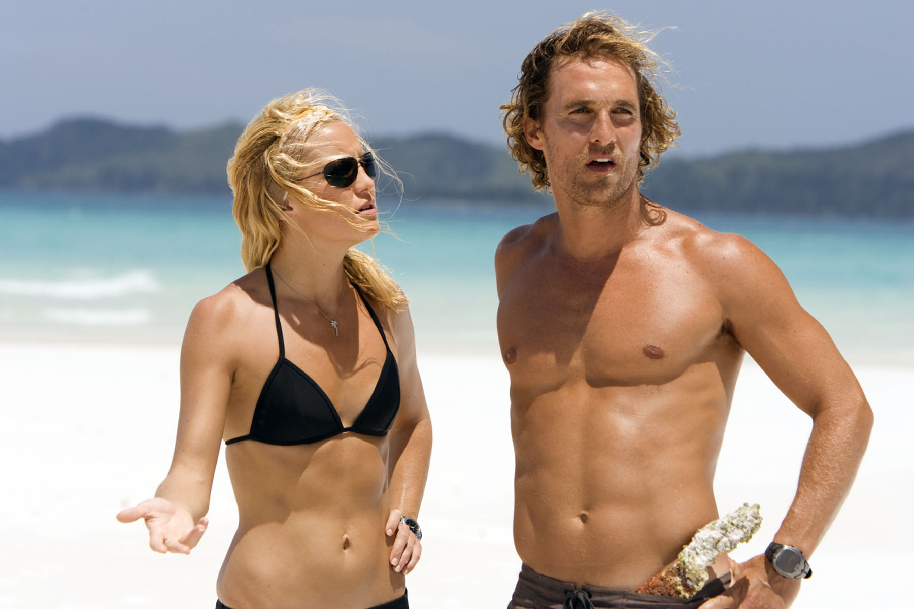 "Kate Hudson and Matthew McConaughey star in the 2008 movie ""Fool's Gold."" (Photo: ©Warner Bros./courtesy Everett Collection)"