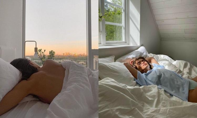 睡眠一不充足,臉部肌膚就會變暗沉、蒼白,眼皮下的深血組織和血管會變得更加明顯