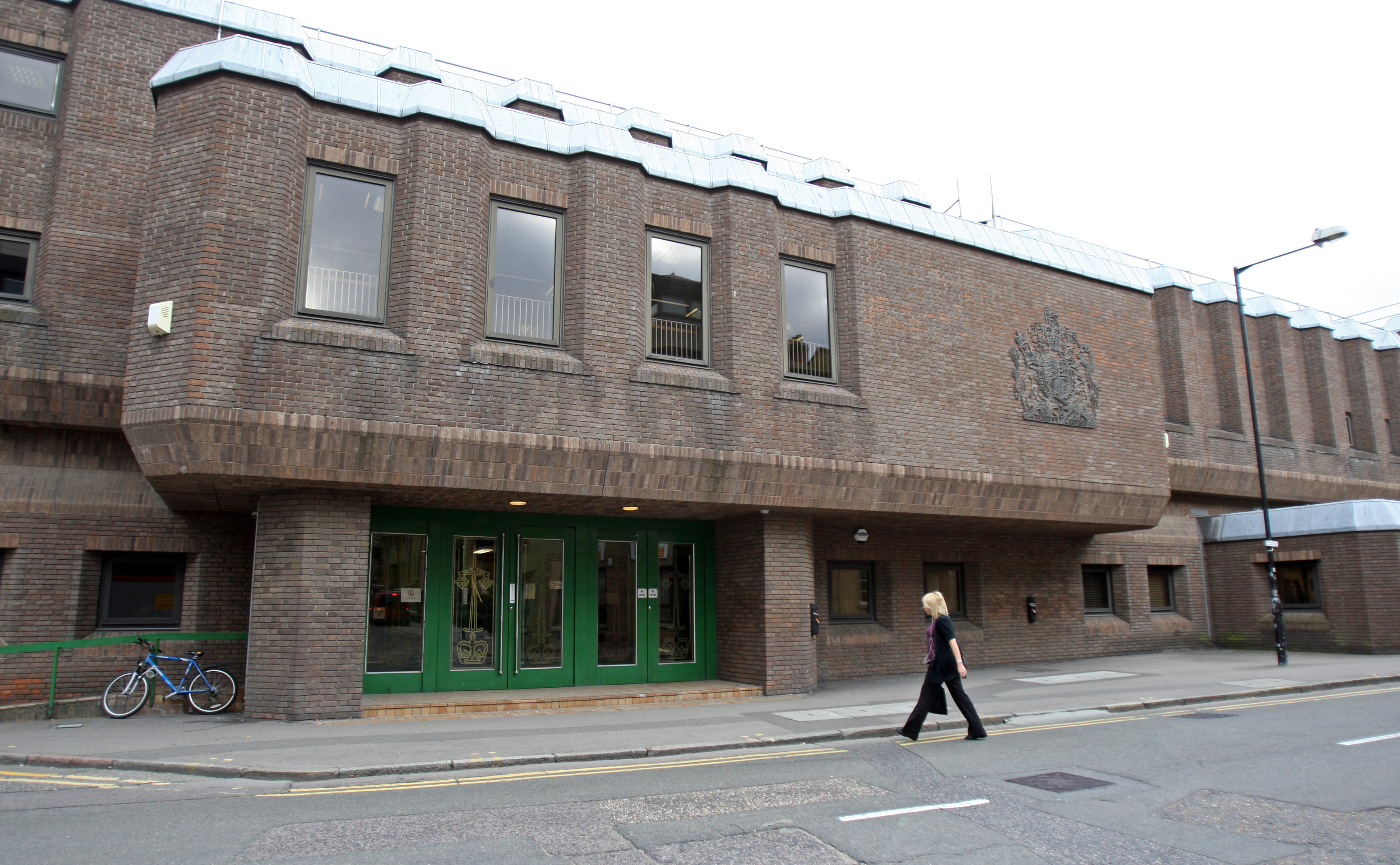 General view of Chelmsford Crown Court, in Essex.
