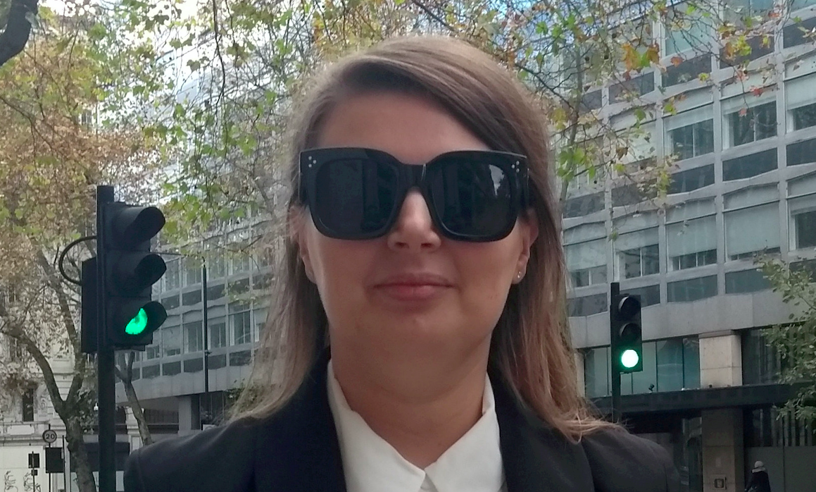 Catherine Maughan is suing Great Ormond Street Hospital over bullying allegations. (SWNS)