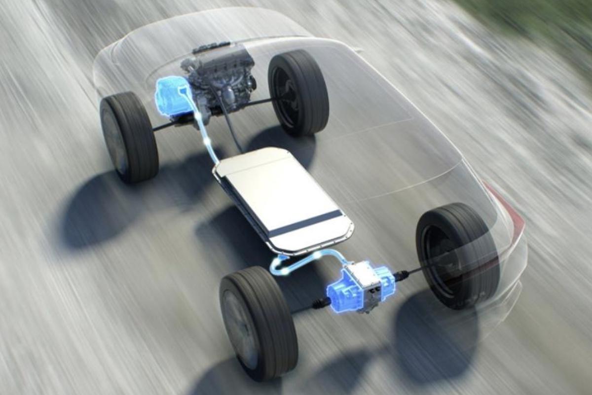 日媒稱全新「Pajero Duke Cross」,將採取插電式電油複合動力 Plug-in Hybrid EV 架構。